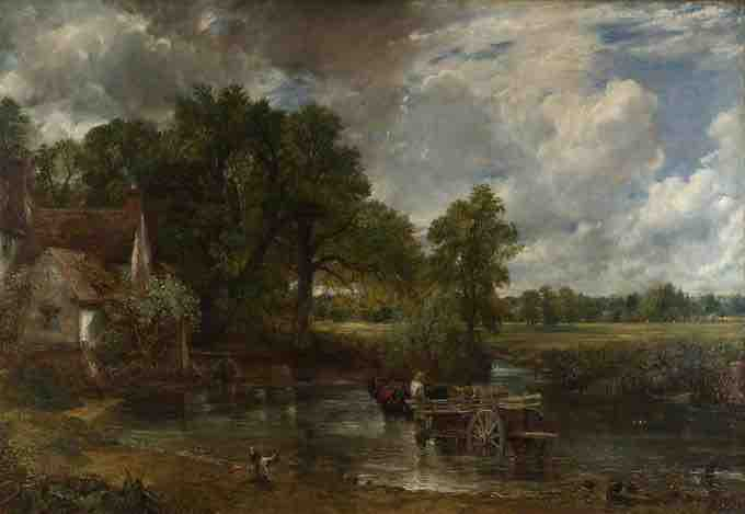 Landscape Painting in the Romantic Period