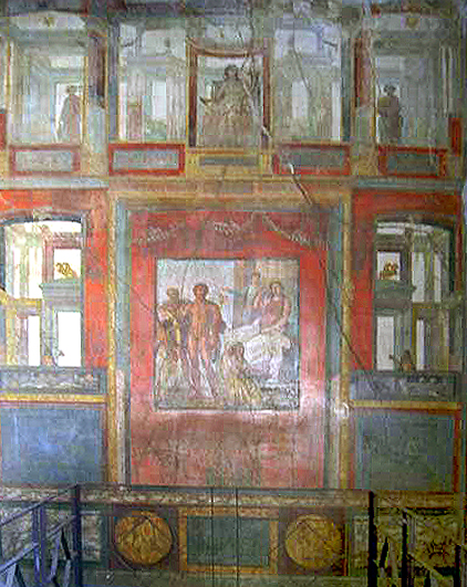 painting in the early roman empire