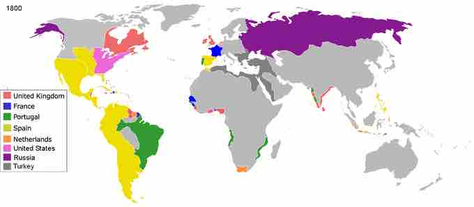 semi peripheral nations