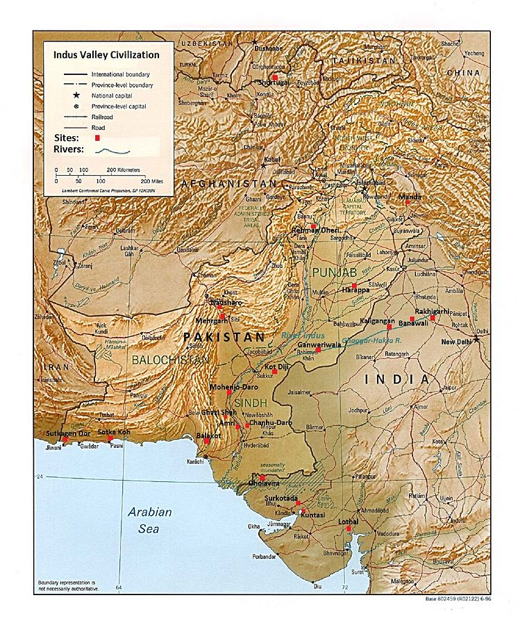 Image: Map of the Indus Valley Civilization on mesopotamia map full, karachi map full, asia map full, south america map full, india map full, hong kong map full,