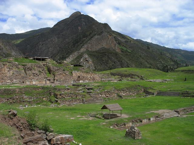 architecture in early south america