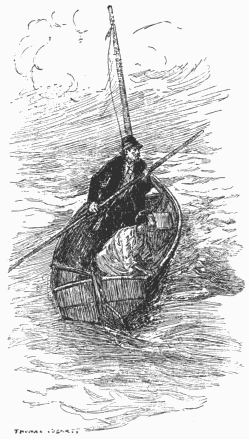 The Project Gutenberg eBook of Sailing Alone Around The World, by