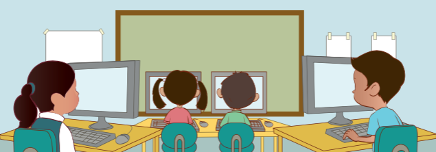 Smart City: Smart Education as Digital classrooms in schools run by Corporation